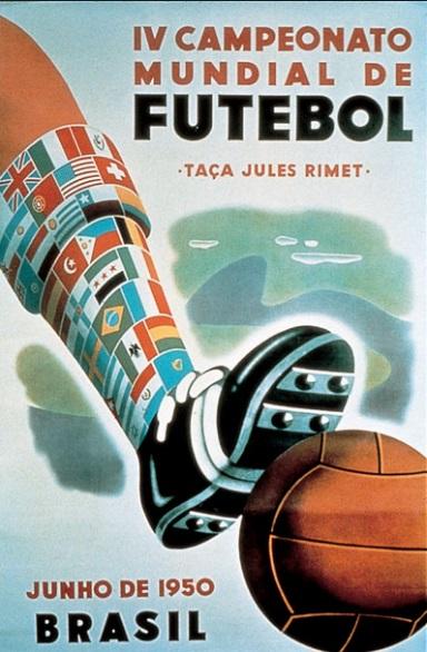 Logo Mundial Brasil 1950