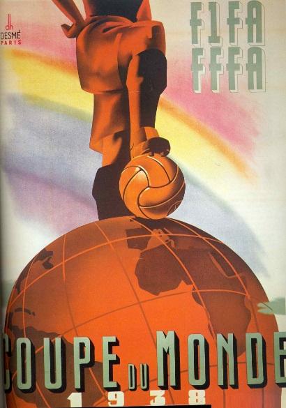 Logo Mundial Francia 1938