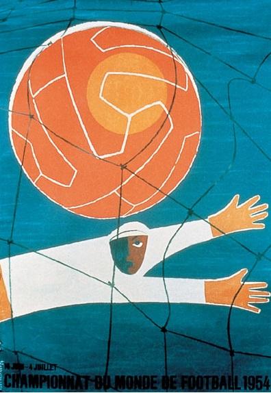 Logo Mundial Suiza 1954