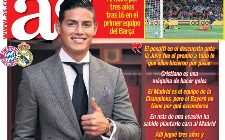 Al Madrid le preocupa que se hable de robo