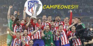 Atlético de Madrid Campeón de la Europa League 2018