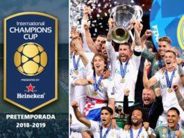 Pretemporada Real Madrid 2018