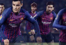 Camiseta Barcelona 2018-2019