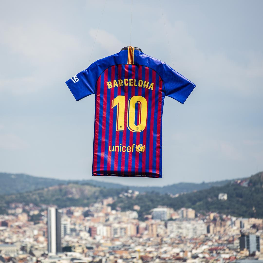 Camiseta del Barça Temporada 2018-2019