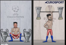Memes final Europa League 2018