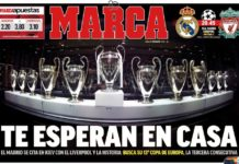 Final Champions Real Madrid-Liverpool