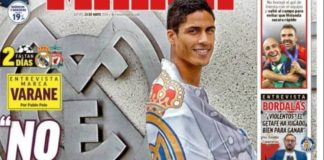 Varane sueña con su Cuarta Champions