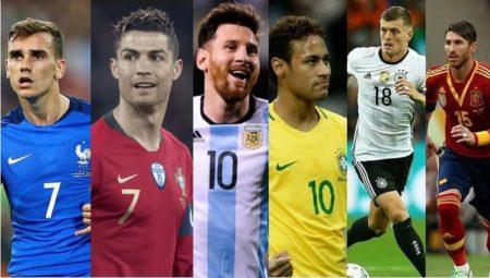 Ranking FIFA Mayo 2018 | El Top 100 de Selecciones