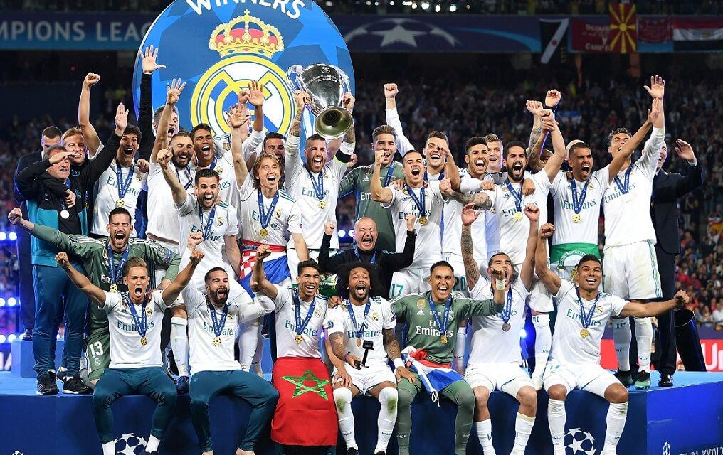 Real Madrid Campeón de la Champions 2018 | La Decimotercera