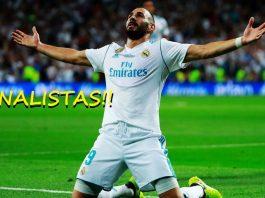 Real Madrid finalista de la Champions 2018