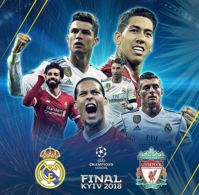 Alineación Real Madrid-Liverpool Final Champions 2018