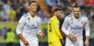 Villarreal 2-2 Real Madrid Jornada 36