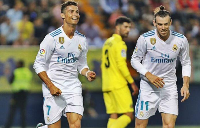 Villarreal 2-2 Real Madrid Jornada 36