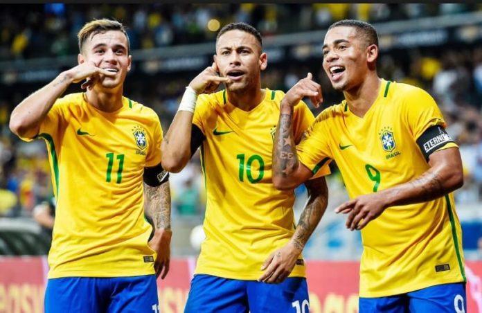 Convocados Brasil Mundial 2018