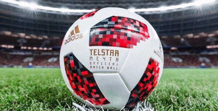 Telstar Mechta balon mundial