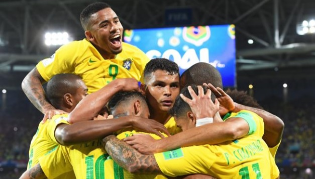 Serbia 0-2 Brasil Mundial Rusia