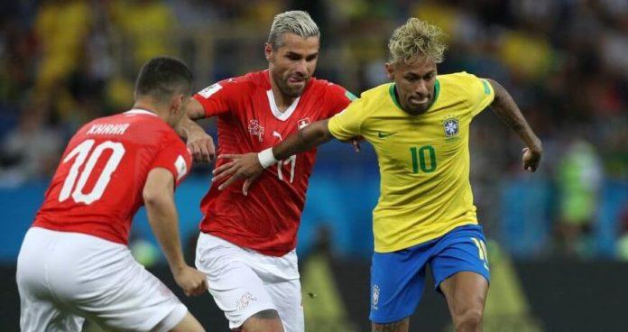Brasil 1-1 Suiza Mundial Rusia