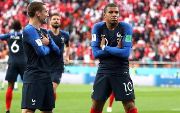 Francia 1-0 Perú Mundial Rusia