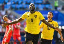 Bélgica 5-2 Túnez Mundial Rusia