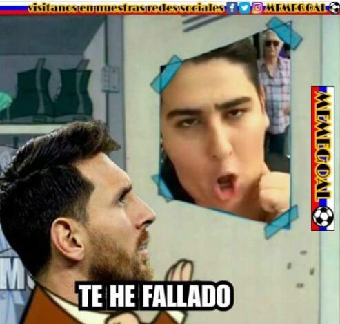 memes argentina croacia messi traeme la copa gordo