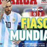 Fiasco Mundial Argentina