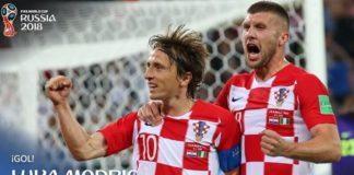 Croacia 2-0 Nigeria Mundial Rusia