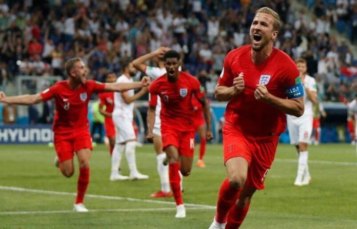 Túnez 1-2 Inglaterra Mundial Rusia