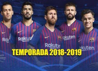 Calendario Barcelona 2018-2019