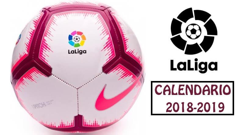 calendario liga espa241ola 2018 fixturealmanaque