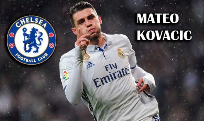 Mateo Kovacic suena para el Chelsea