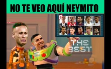 Memes FIFA The Best 2018
