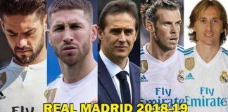 El Nuevo Real Madrid