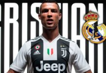 Cristiano rompe el corazón del Madrid