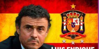 Luis Enrique es el nuevo DT de la Selección Española