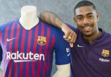 Malcom la nueva promesa del Barça