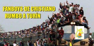 Memes fichaje Cristiano Ronaldo Juventus
