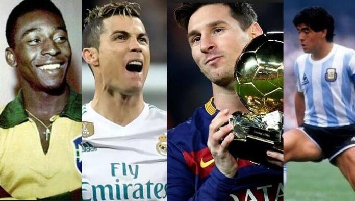 Lionel Messi el mejor de la historia