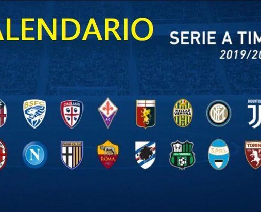 Como Calcio Calendario.Serie A Tim Liga Italiana De Futbol El Calcio