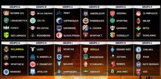 Calendario Europa League 2018-2019