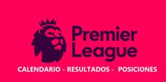 Premier League 2020 Calendario.Portadas Goleadores Calendarios Posiciones Neogol Com
