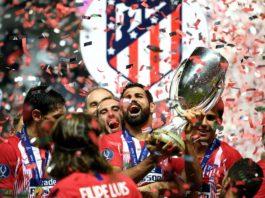 Atlético de Madrid Campeón Supercopa de Europa 2018