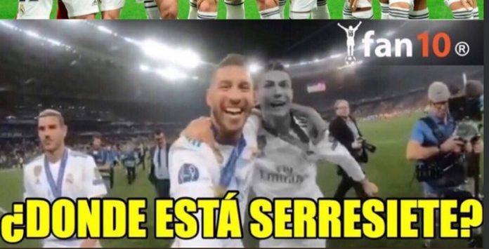 Memes Real Madrid-Getafe 2018