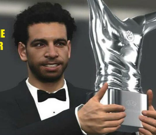 Memes finalistas al UEFA Best Player 2018