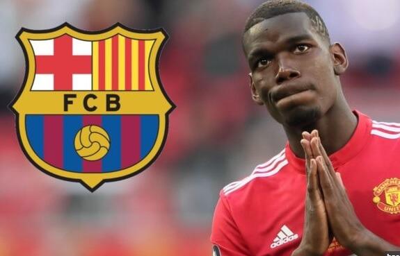 Pogba ficha por el Barça