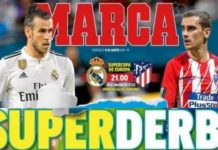 Superderbi Madrid-Atlético