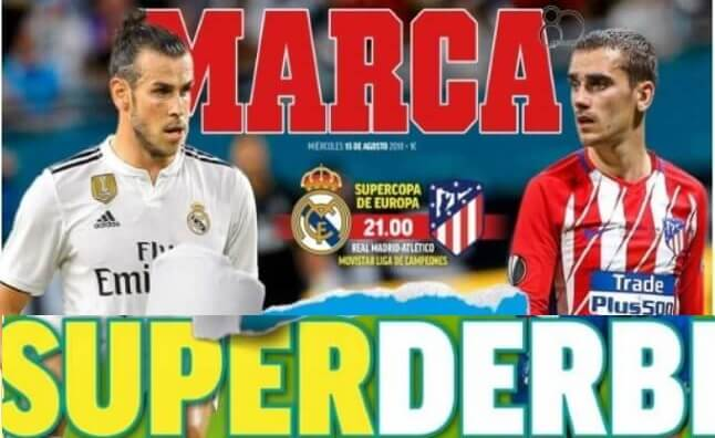 Superderbi Madrid-Atlético
