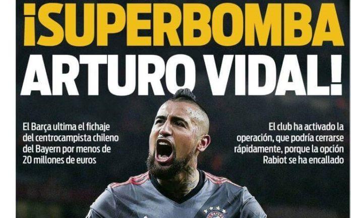 Superbomba Vidal
