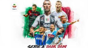 Serie A Tabla