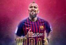 Arturo Vidal ficha por el FC Barcelona