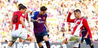 Barcelona 1-1 Athletic Bilbao Jornada 7